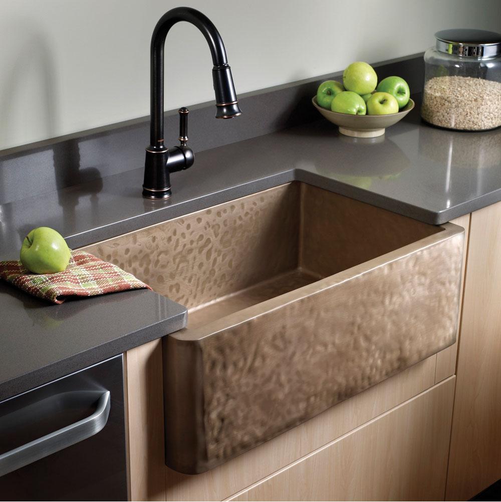Sinks Kitchen Sinks Farmhouse Bathworks Instyle MontclairCalifornia