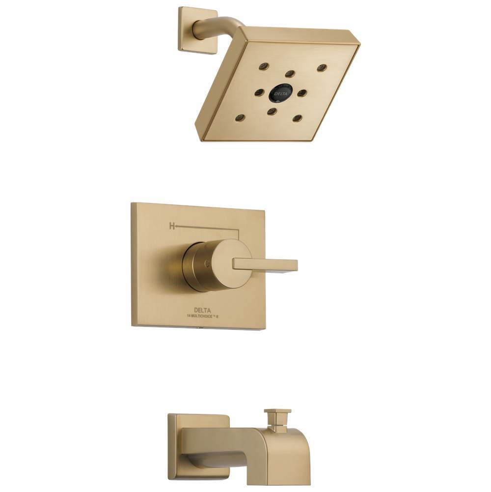 Delta Faucet  Tub And Shower Faucets item T14453-CZH2O