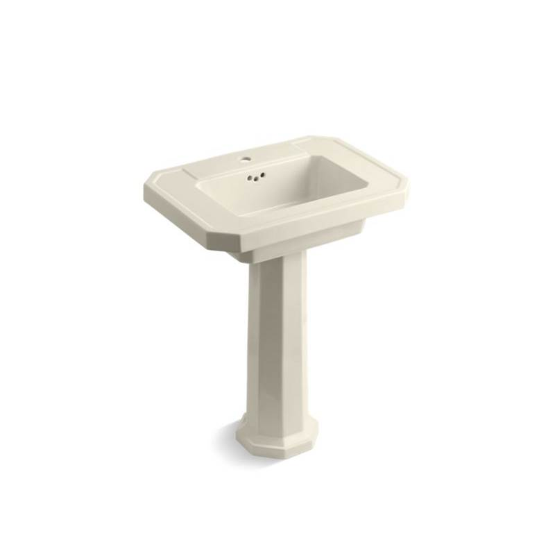 Kohler Complete Pedestal Bathroom Sinks item 2322-1-47