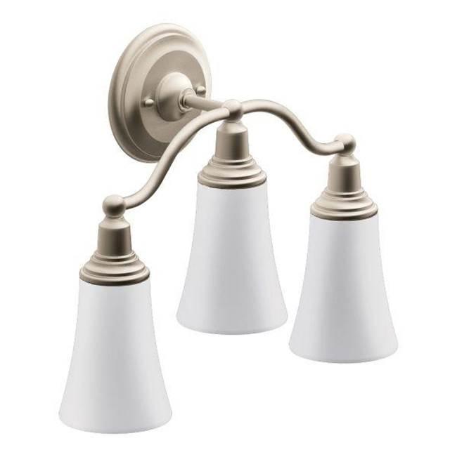 Bathroom Fixtures Montclair Ca moen bathroom lights | bathworks instyle - montclair-california
