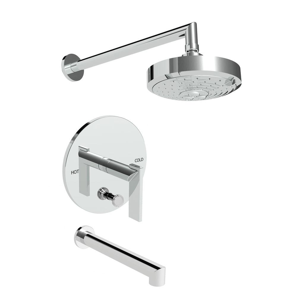 Newport Brass  Tub And Shower Faucets item 3-2492BP/24