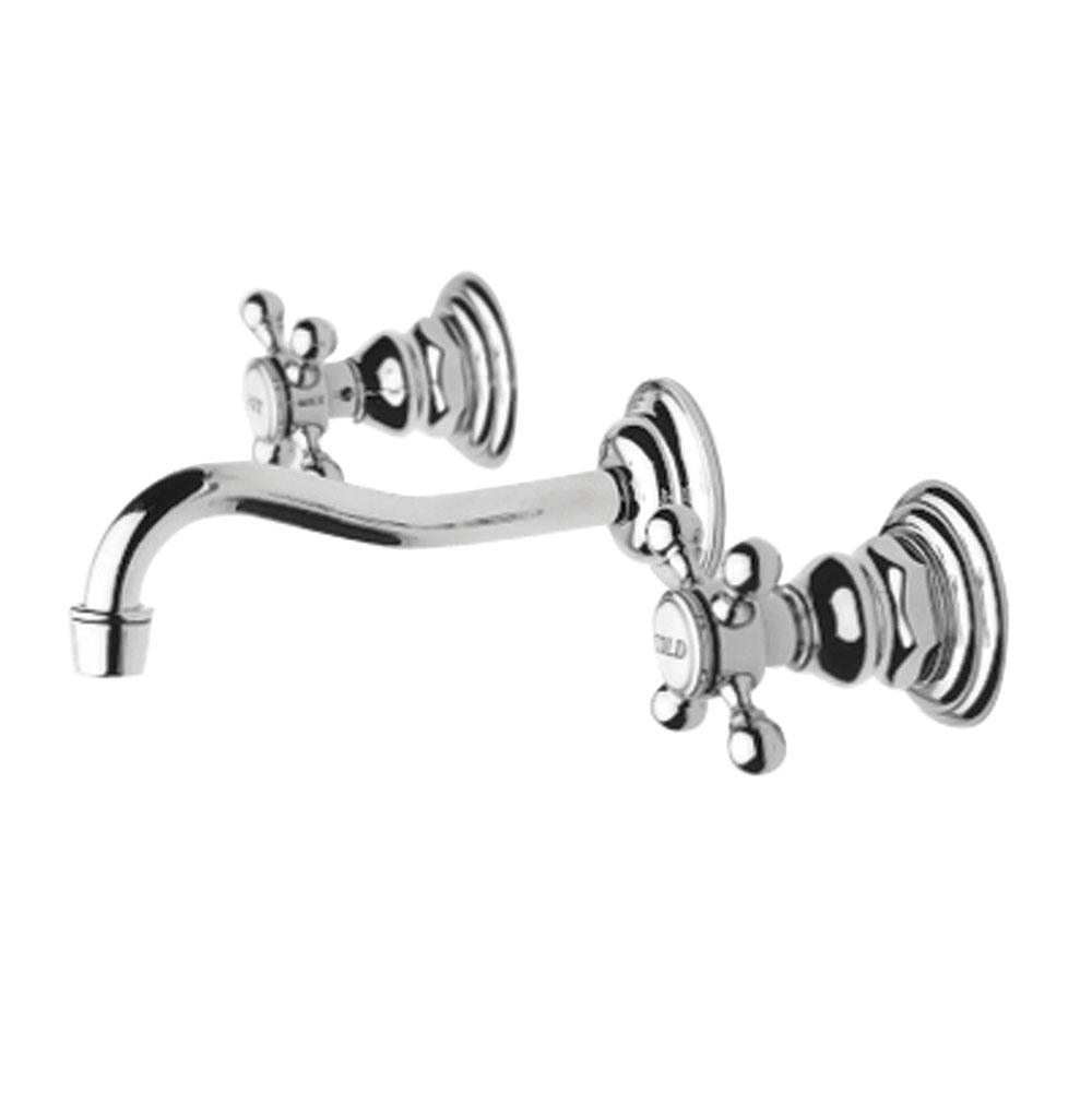 Bathroom Faucets Bathroom Sink Faucets Wall Mounted | Bathworks ...