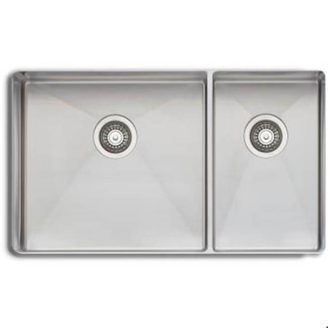 Oliveri Kitchen Sinks Sonetto 1000 Steel   Bathworks Instyle ...