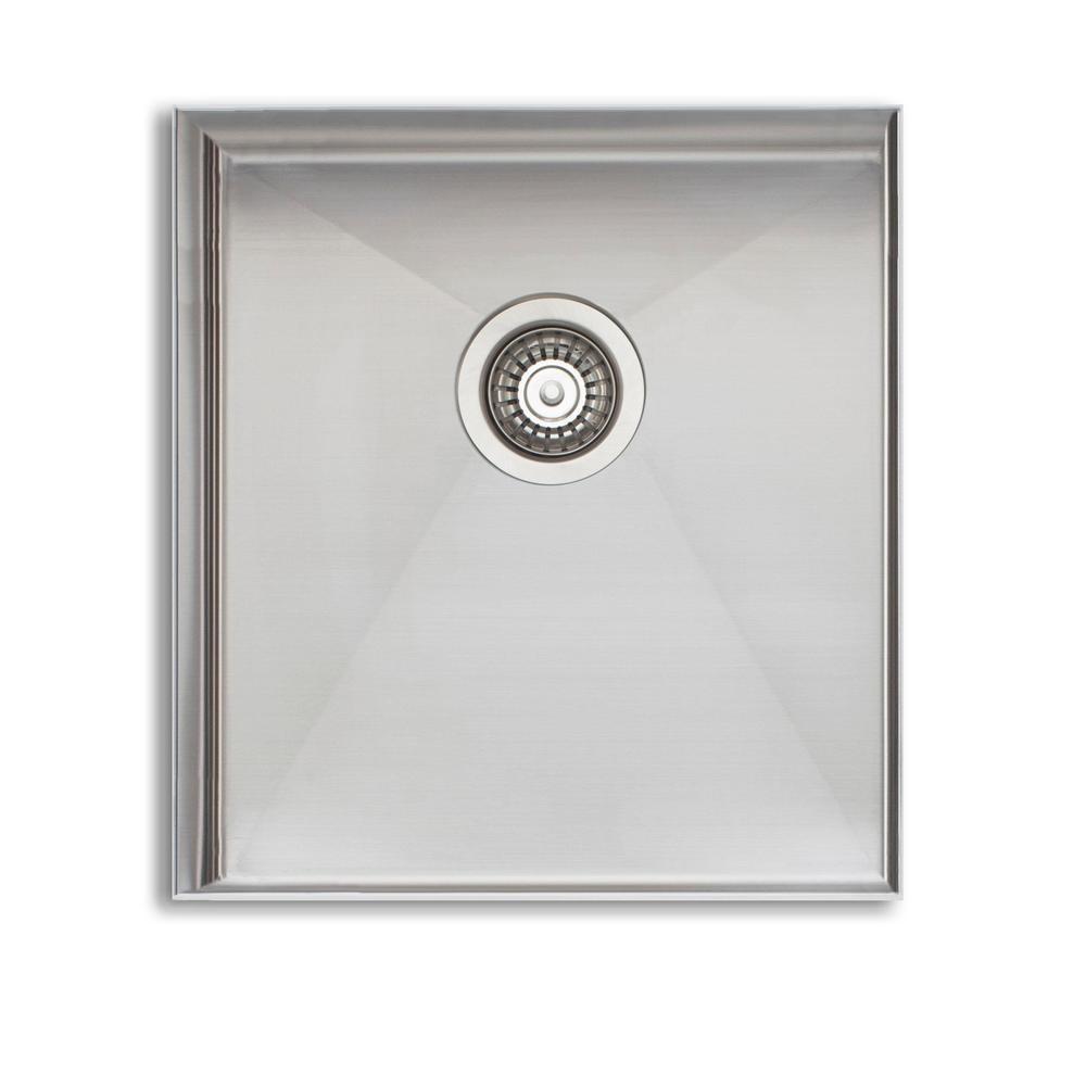 Oliveri Kitchen Sinks Sonetto 900 Steel Stainless Steel ...
