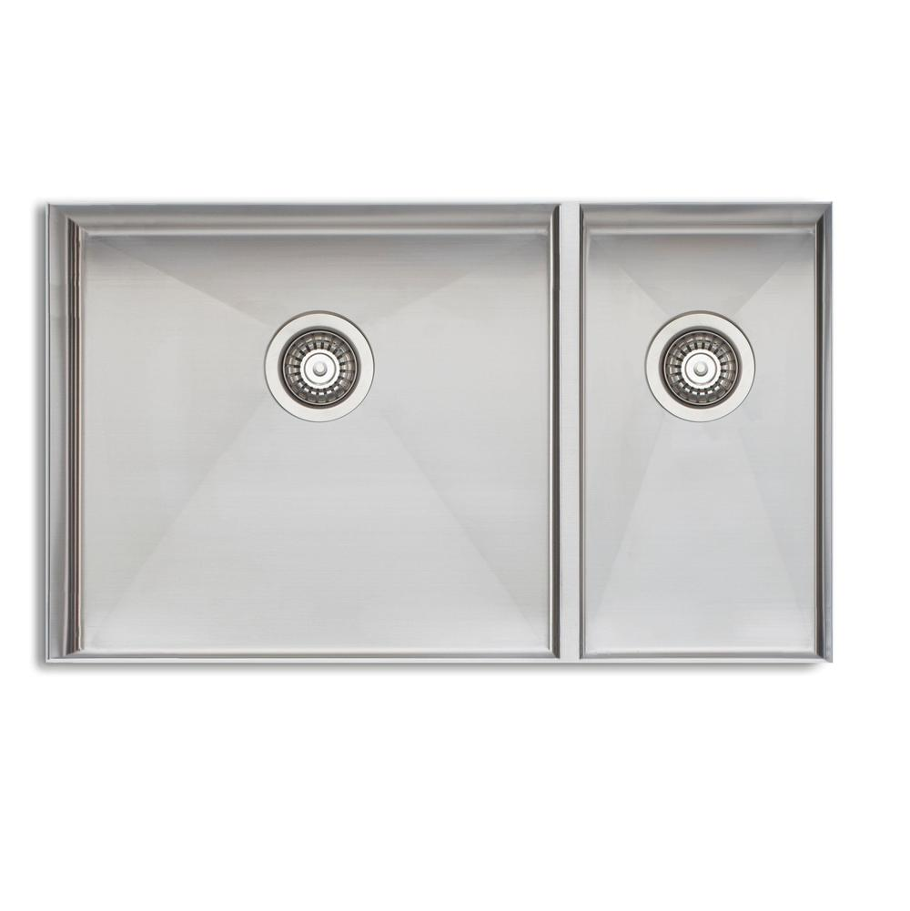 Superieur $717.00. S983U · Oliveri; Stainless Steel; Undermount Kitchen Sinks